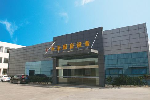 广州天圣厂房