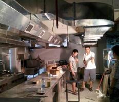 厨房改造工程