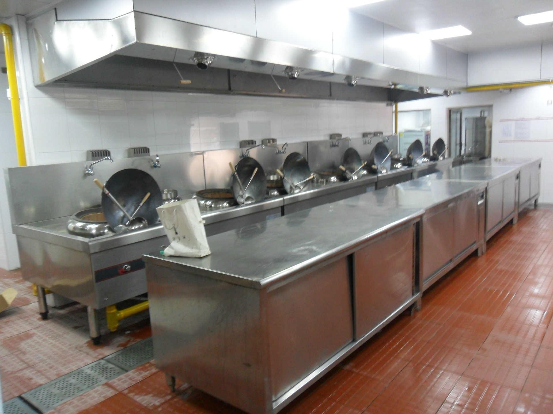 机关食堂厨房设备清单