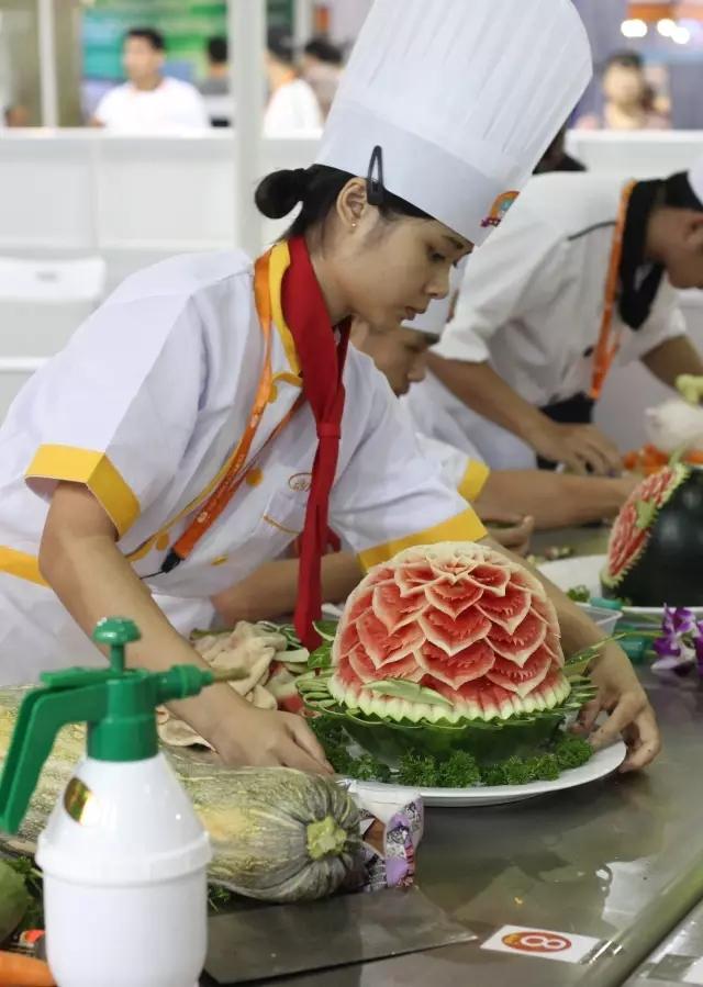第二届中国烹饪铁人赛-厨师2