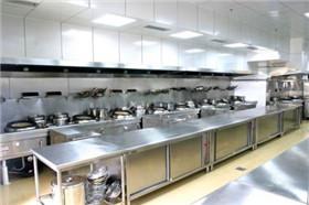 酒店厨房工程项目1