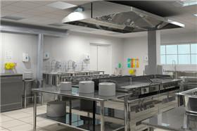 酒店厨房工程项目2