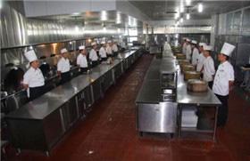 酒店厨房工程项目3