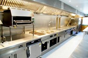 商业厨房工程项目1