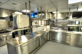 商业厨房工程项目2