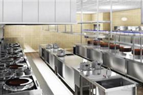 商业厨房工程项目3