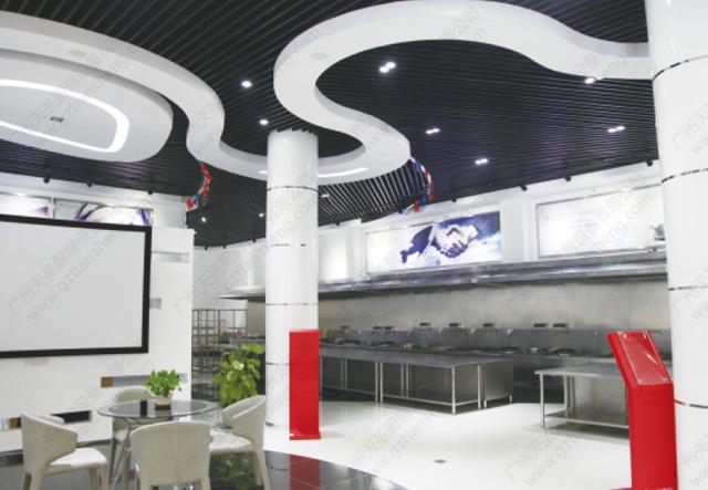 天圣亚博国际网页登录展厅全实景图2