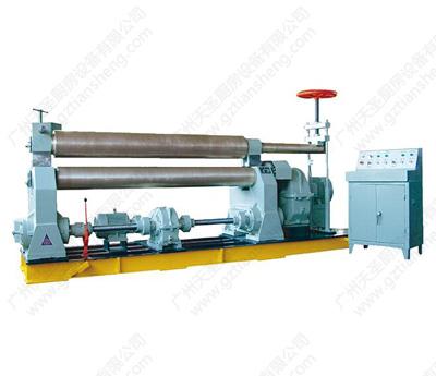 卷板机——天圣亚博国际网页登录生产设备
