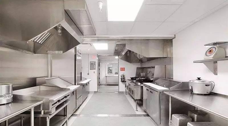 厨房及灶台如何采用有效的通风、排风措施?