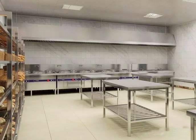为什么要求厨房与餐厅(包括宴会厅)应在同一楼面?