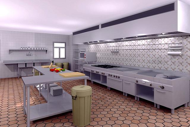 学校食堂厨房设备清单图片