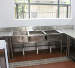 幼儿园食堂厨房设备清单
