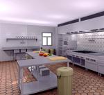 学校食堂厨房设备清单