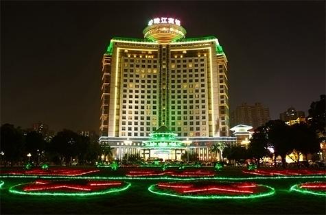 广州珠江宾馆厨房工程1