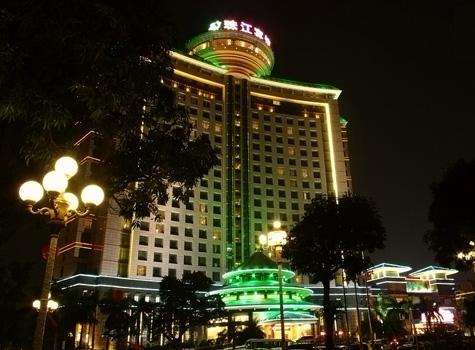 广州珠江宾馆厨房工程