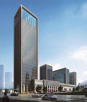 青海西宁新千金陵酒店