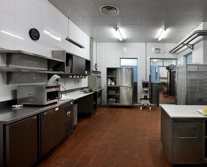 如何规划设计食堂厨房面点间图片