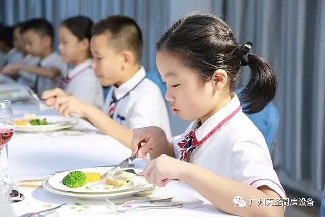 广州天圣碧桂园国际学校厨房改造项目回顾6