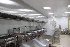 2019年职工食堂厨房工程参考方案