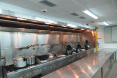 单位的食堂厨房应该如何设计
