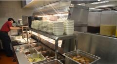 快餐店厨房设备应该怎么设计?