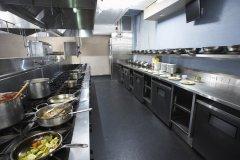 设计饭店厨房时有哪些要求?