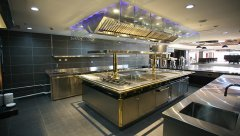 五星级酒店厨房设计区间介绍
