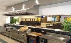 2019年餐厅厨房设计中面积是怎样计算?