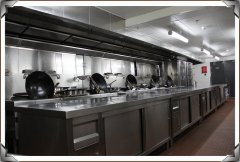 五星级酒店商用厨房设备有哪些?