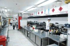 大型的酒店商业厨房设备包括哪些?