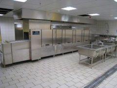 饭店厨房设备用具的尺寸一般是多少?