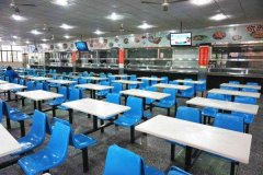西安曲江学校300人的食堂需要多大厨房
