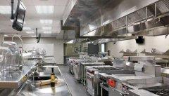 大型酒店厨房需要哪些功能区域和厨房设备?
