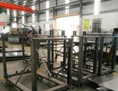 广州大型厚板钣金折弯加工厂