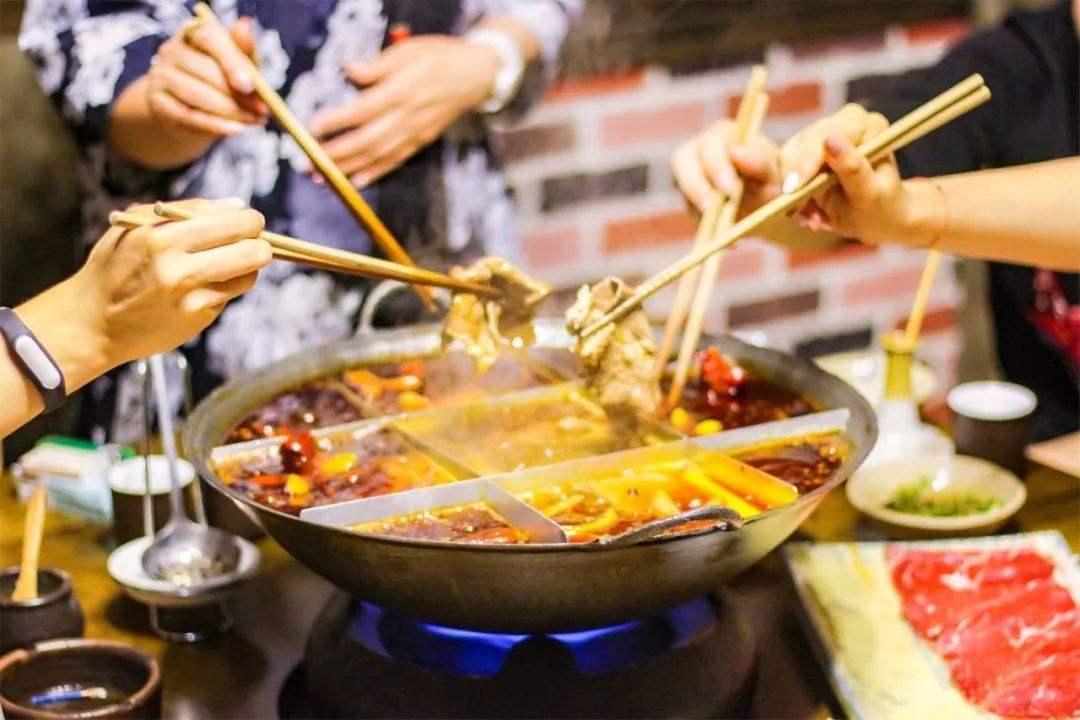 火锅聚会餐饮企业