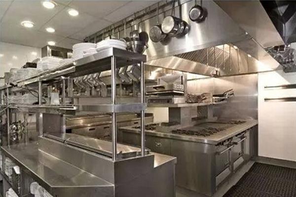 酒店厨房工程设计2