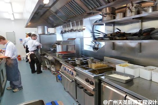 酒店厨房设备操作细节2