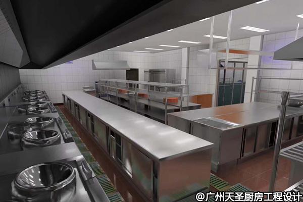 商用厨房设计3