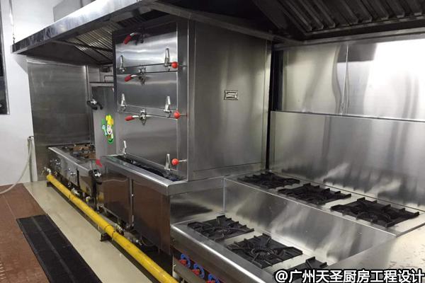 厨房工程设备2
